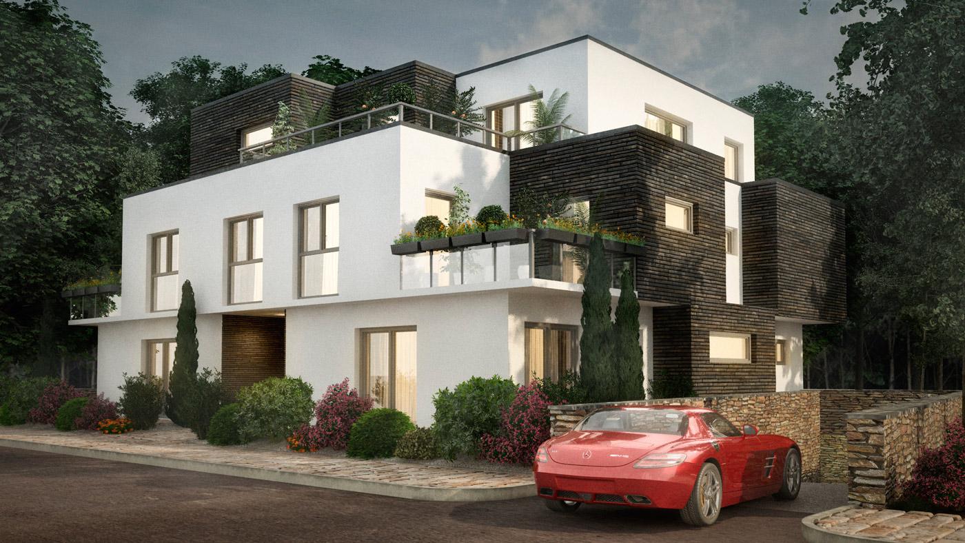 In House Dortmund 5 family house dortmund germany industry